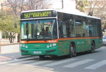 Afectacions en el servei de les línies de bus  amb motiu de la Festa de Tardor Sant Martí