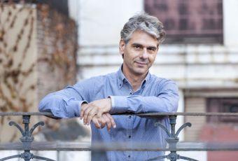 Pep Puig, autor de 'La vida sense la Sara Amat'