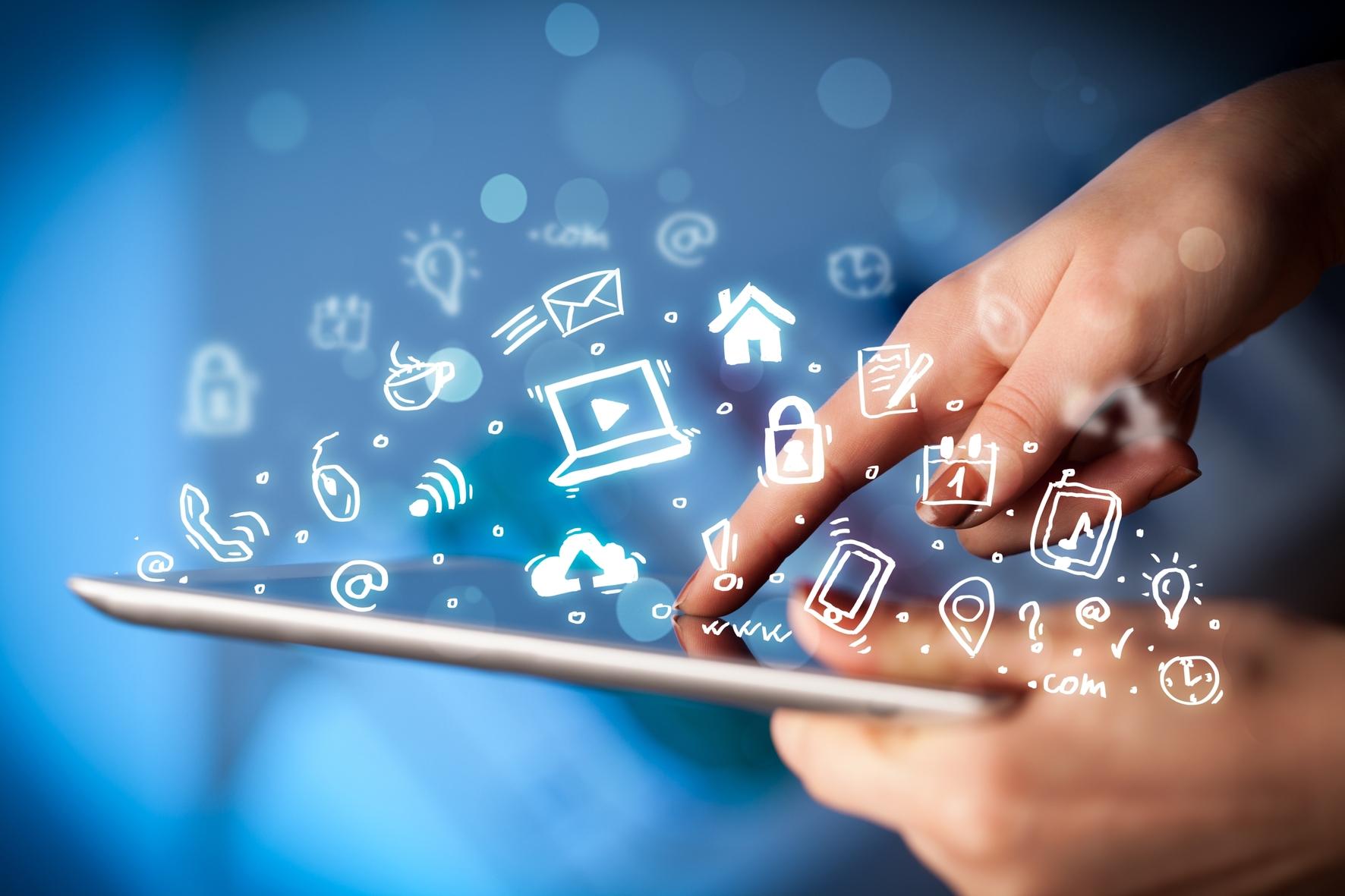 Al·legoria de la digitalització