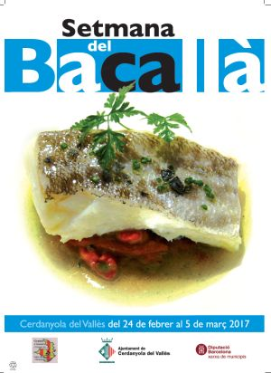 Arriba la Setmana del Bacallà