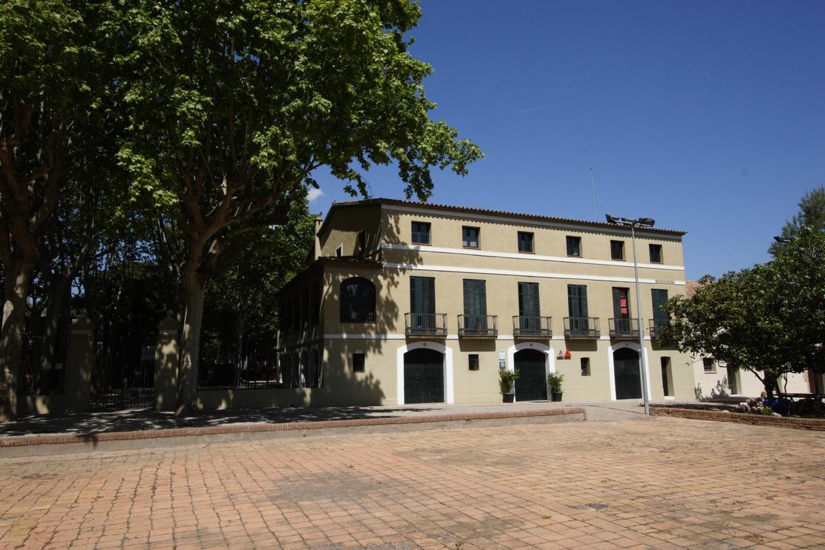 masia de can Serraperera