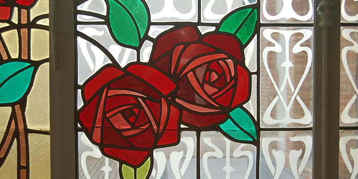 Roses de can Domènech