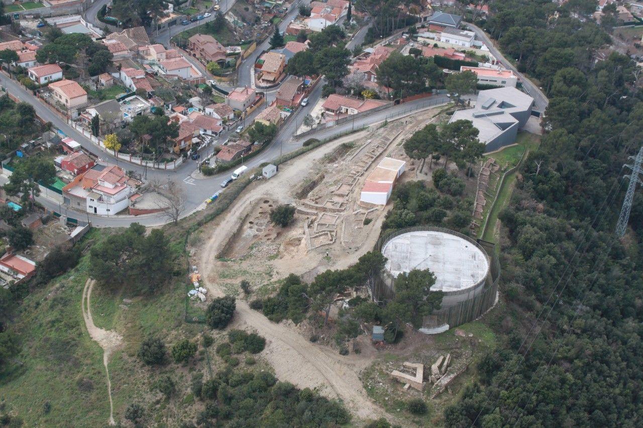 Aquest any també es compleixen 30 anys de ls excavacions al jaciment de Ca nOliver
