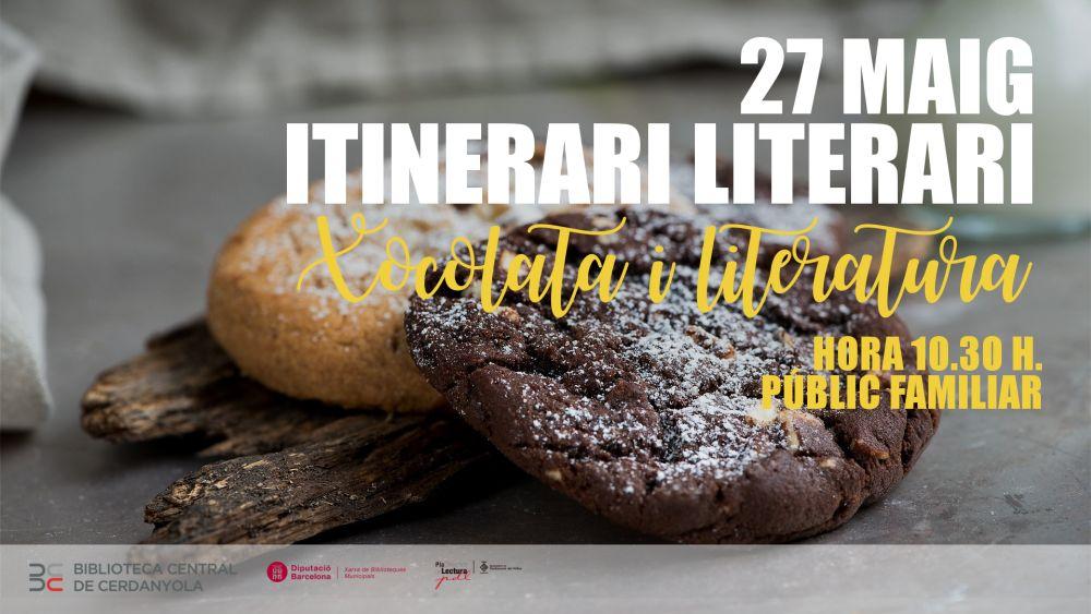 Itinerari Xocolata i literatura