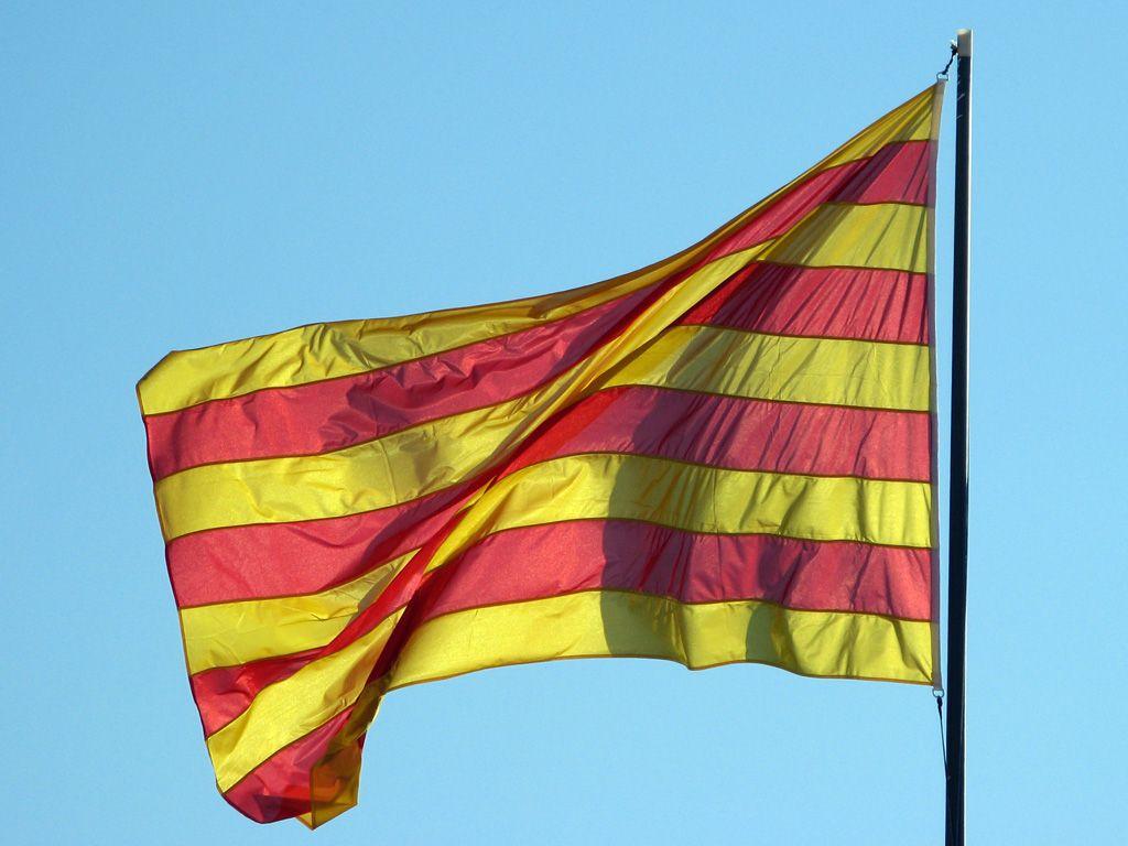 Senyera, la bandera nacional de Catalunya