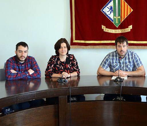 Ivan González i Elvi Vila assumiran l'alcaldia durant l'agost