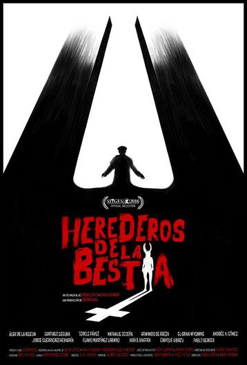 Portada 'Herederos de la Bestia'