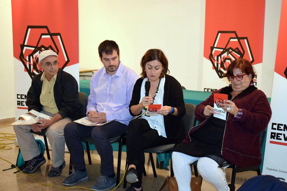 Presentació dels actes commemoratius dels centenari de la Revolució Russa