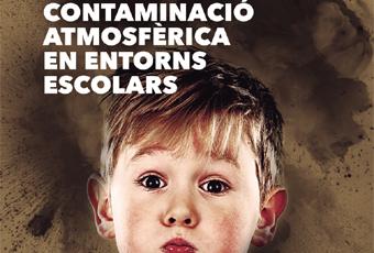 La contaminació atmosfèrica i els entorns escolars a debat en el marc del Projecte Educatiu