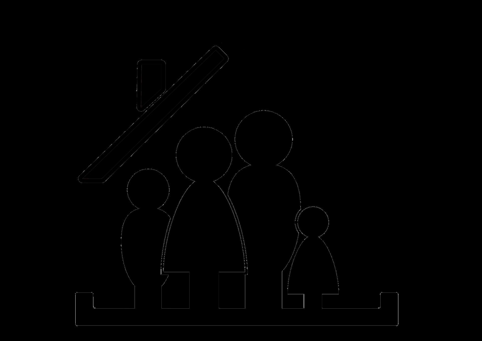 Imatge habitatge família