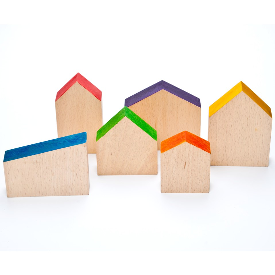 habitatges de fusta