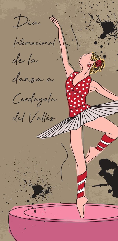 La imatge del Dia Internacional de la Dansa
