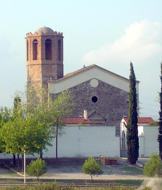 Església Vella de Sant Martí