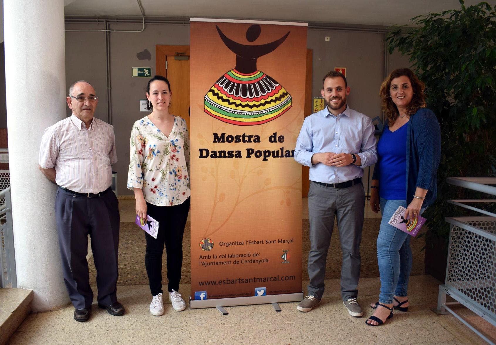 Andreu Sala, Laura Bros, Carlos Cordón i Pepi Rivera