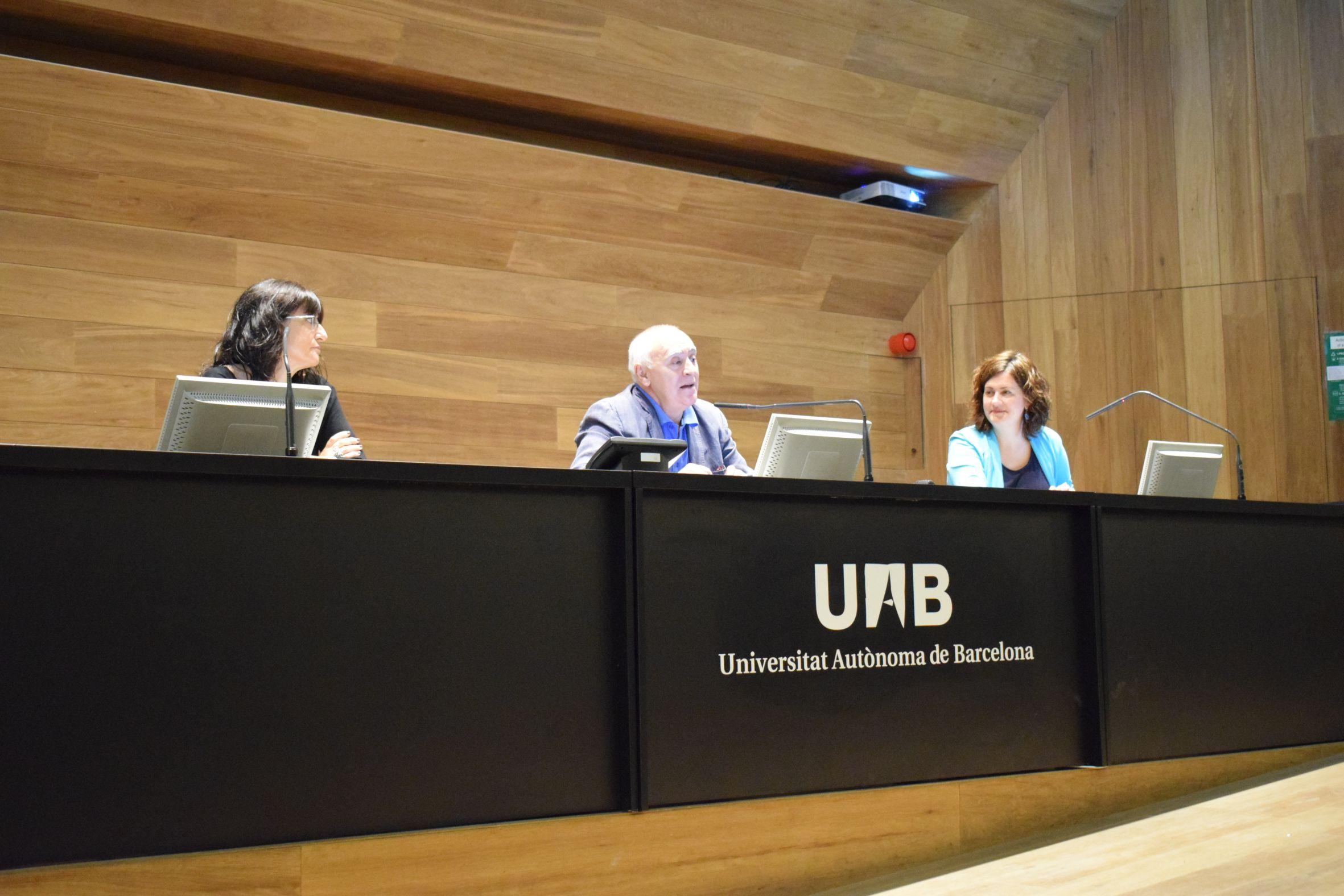Acte institucional presentació jornada
