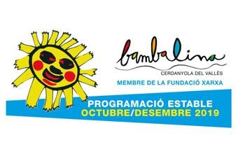 Imatge de la programació de Bambalina