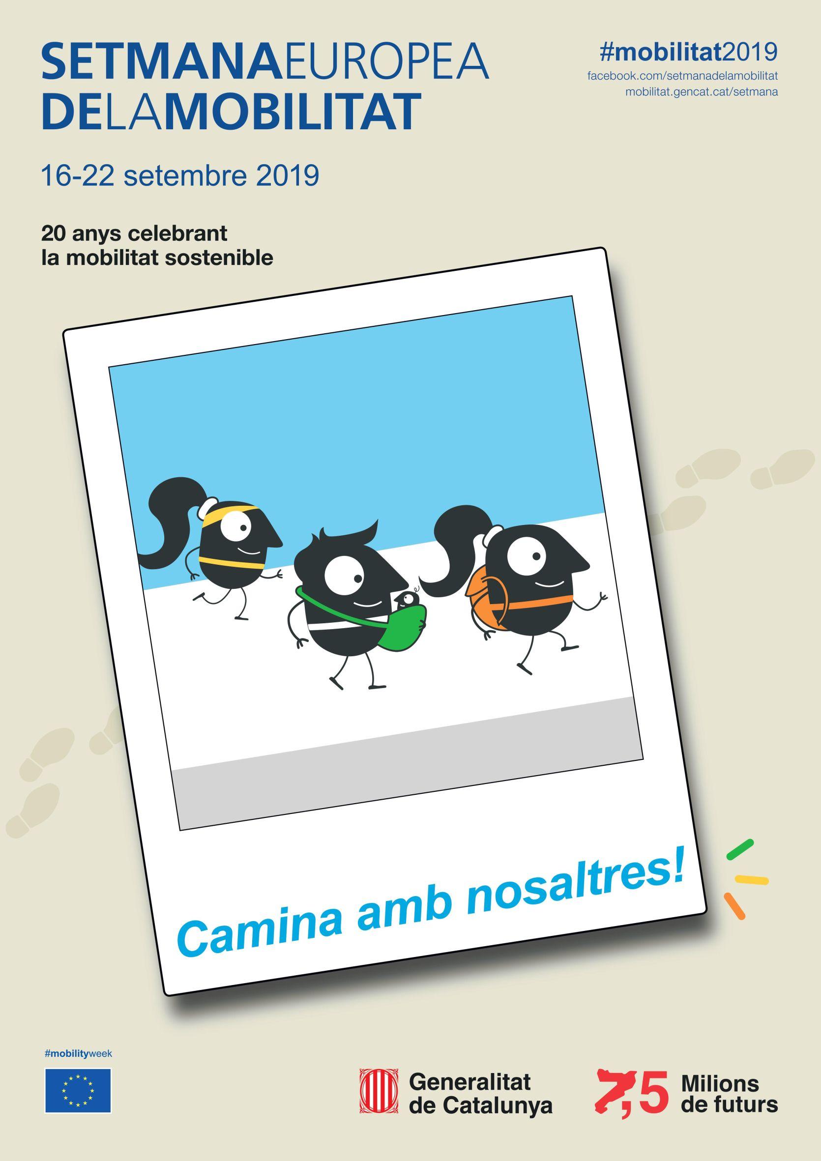 cartell de la SEM 2019
