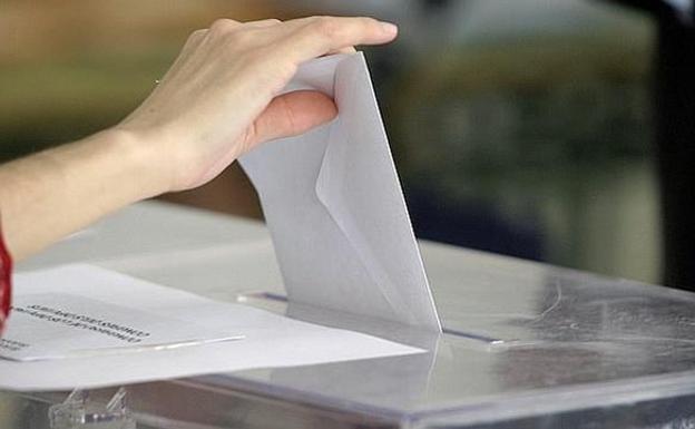 imatge genèrica d'un vot