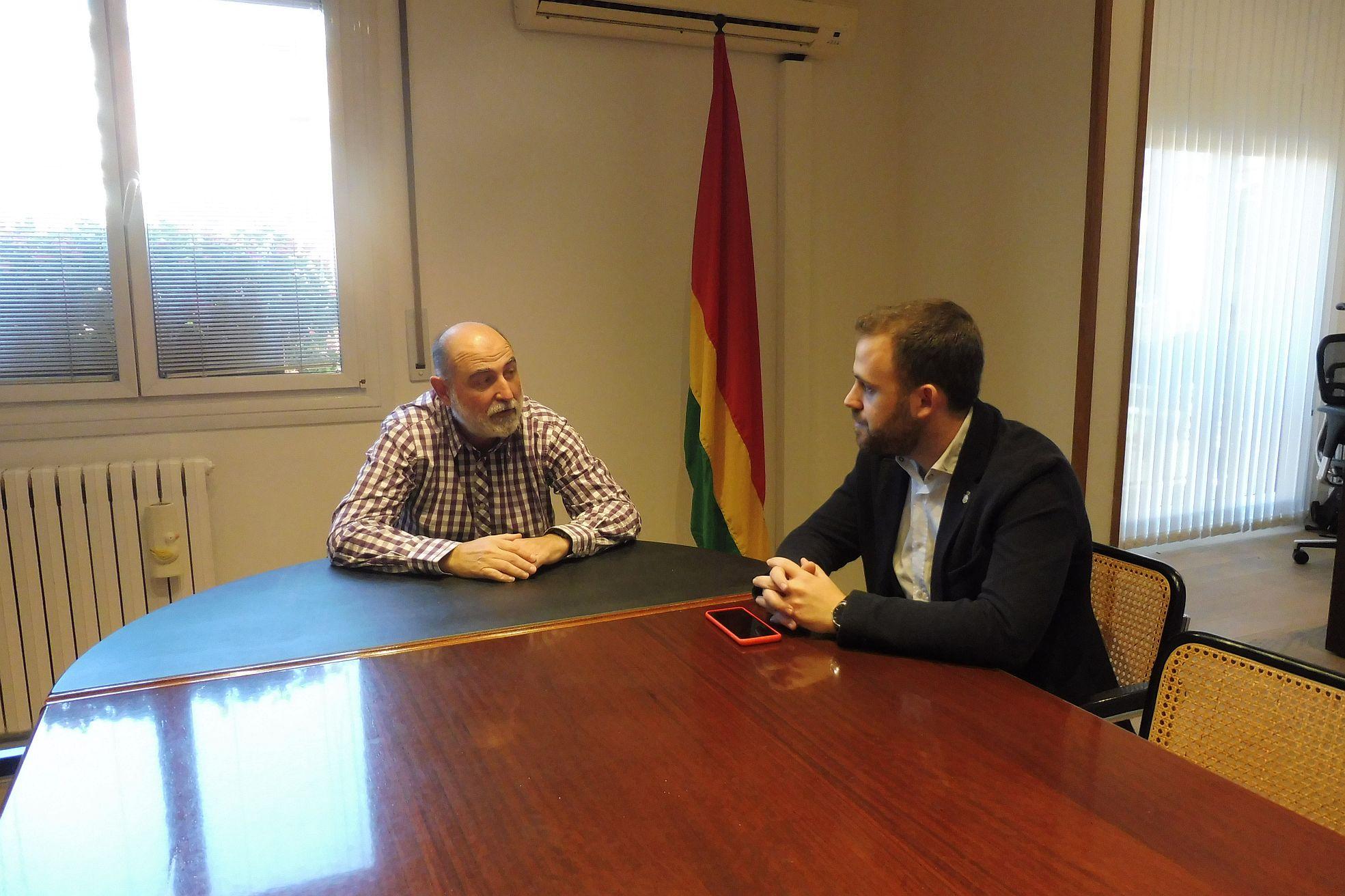 Alcaldes de Barberà del Vallès i Cerdanyola del Vallès