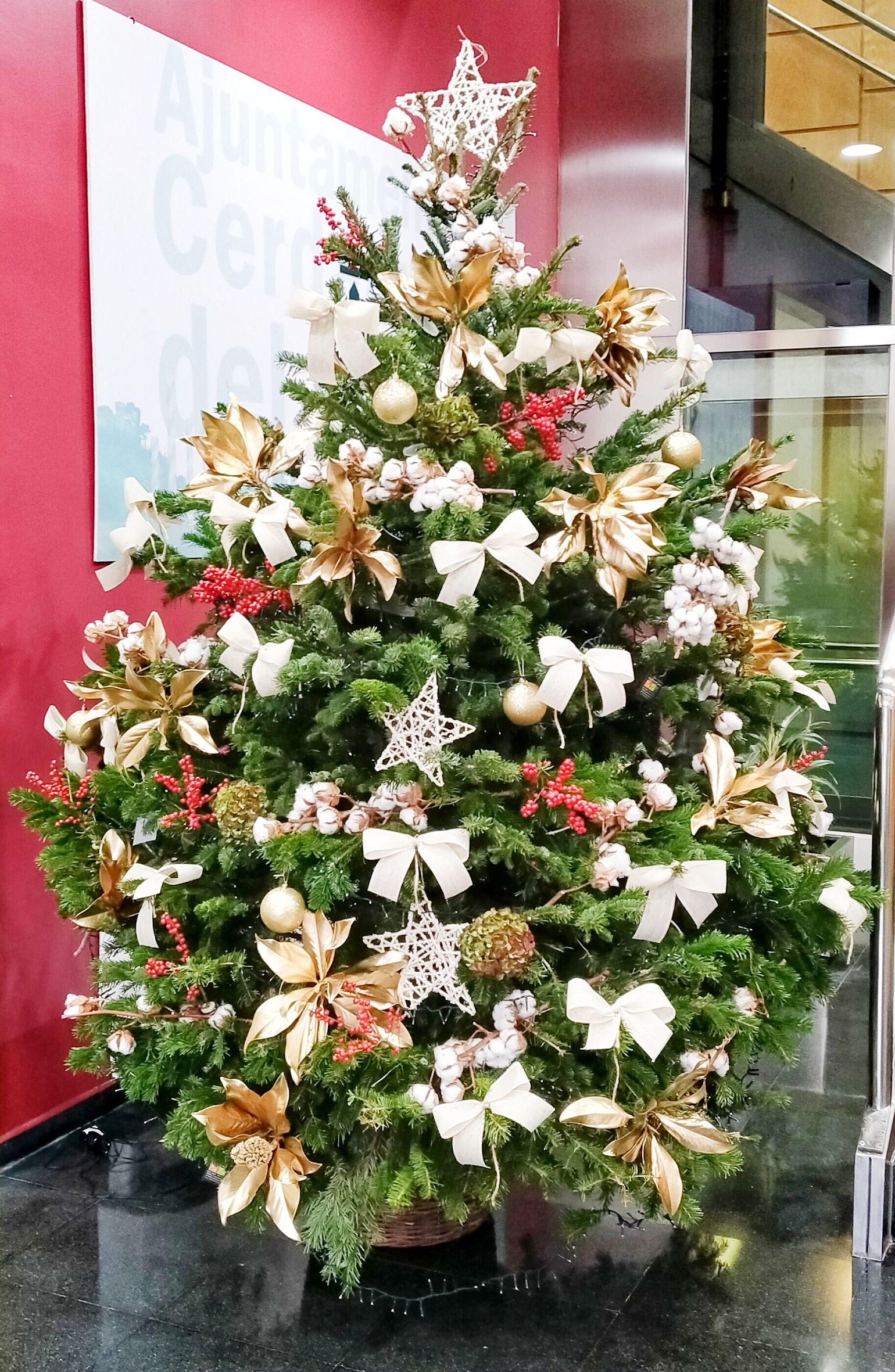 L'arbre nadalenc a la Casa Gran