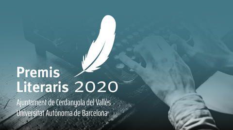 Imatge Premis Literaris 2020