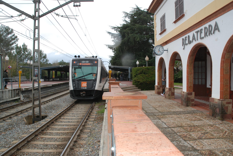 Estació de Bellaterra FGC