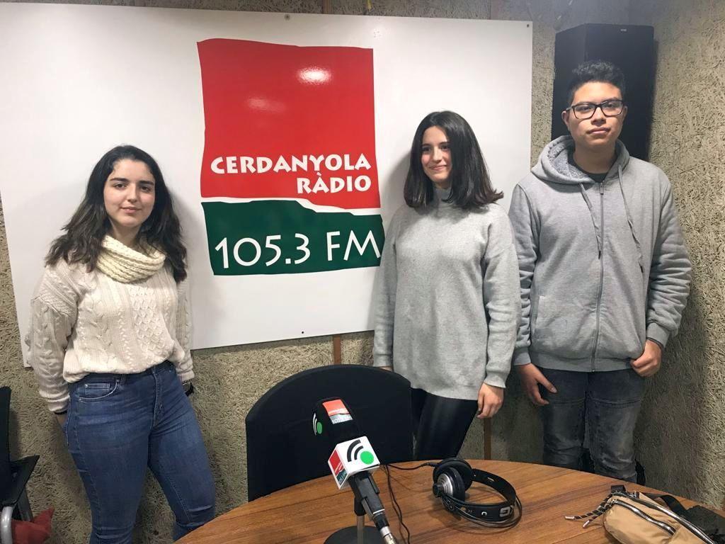 Els estudiants, a Cerdanyola Ràdio