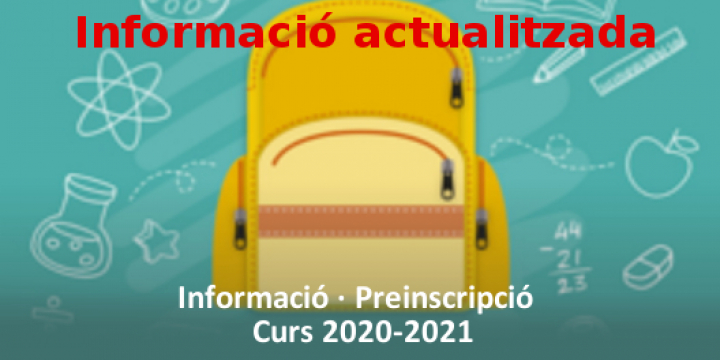 Preinscripció Escolar