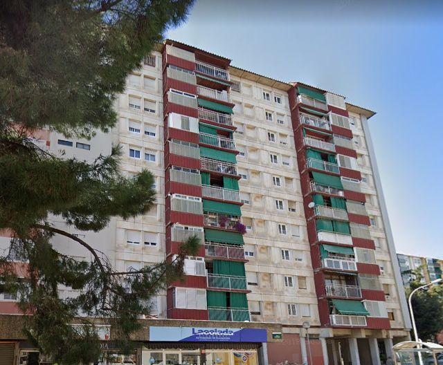 Bloc de pisos del barri Banús