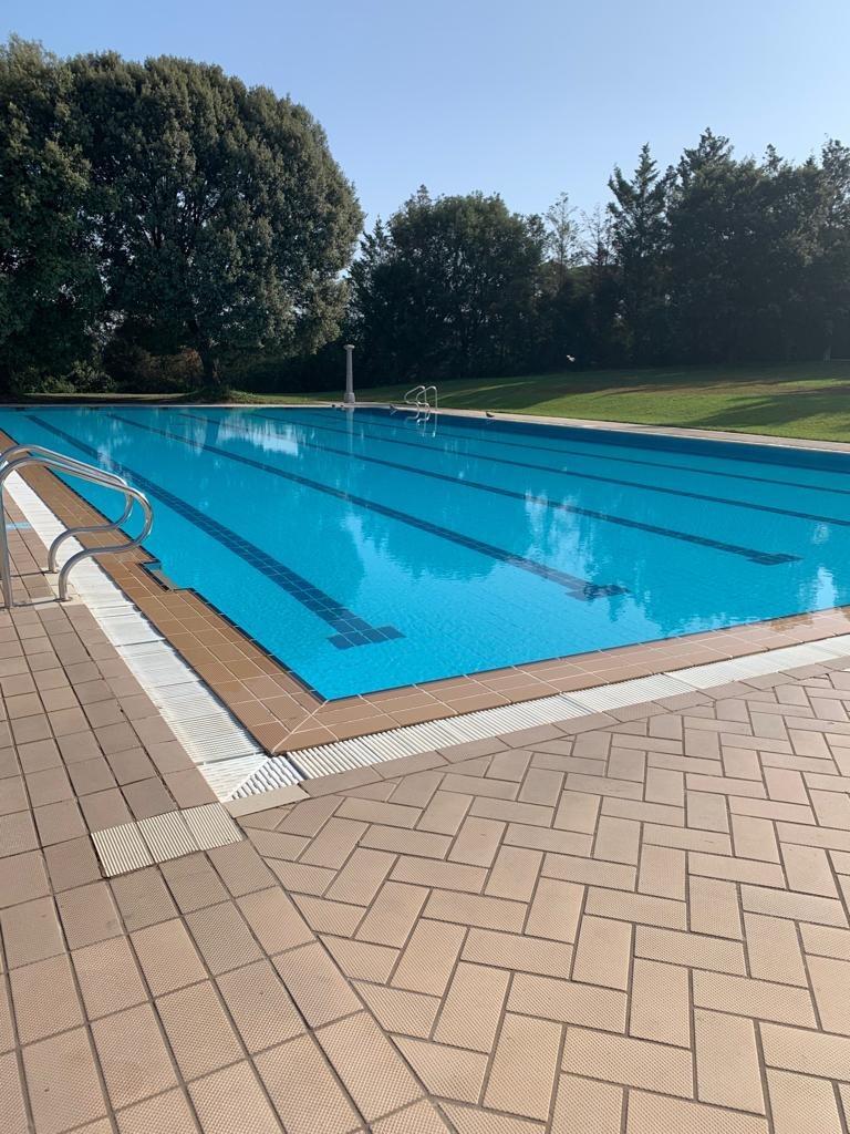 La piscina del Turonet obrirà el dilluns 29 de juny