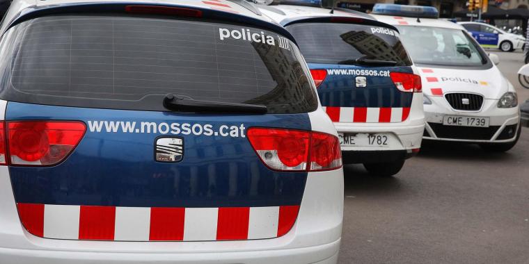 Fotos cotxes mossos