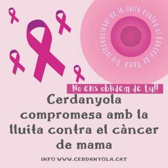 Imatge Dia Càncer de  mama