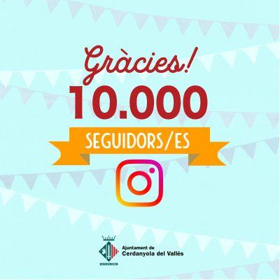 imatge 10000 instagram