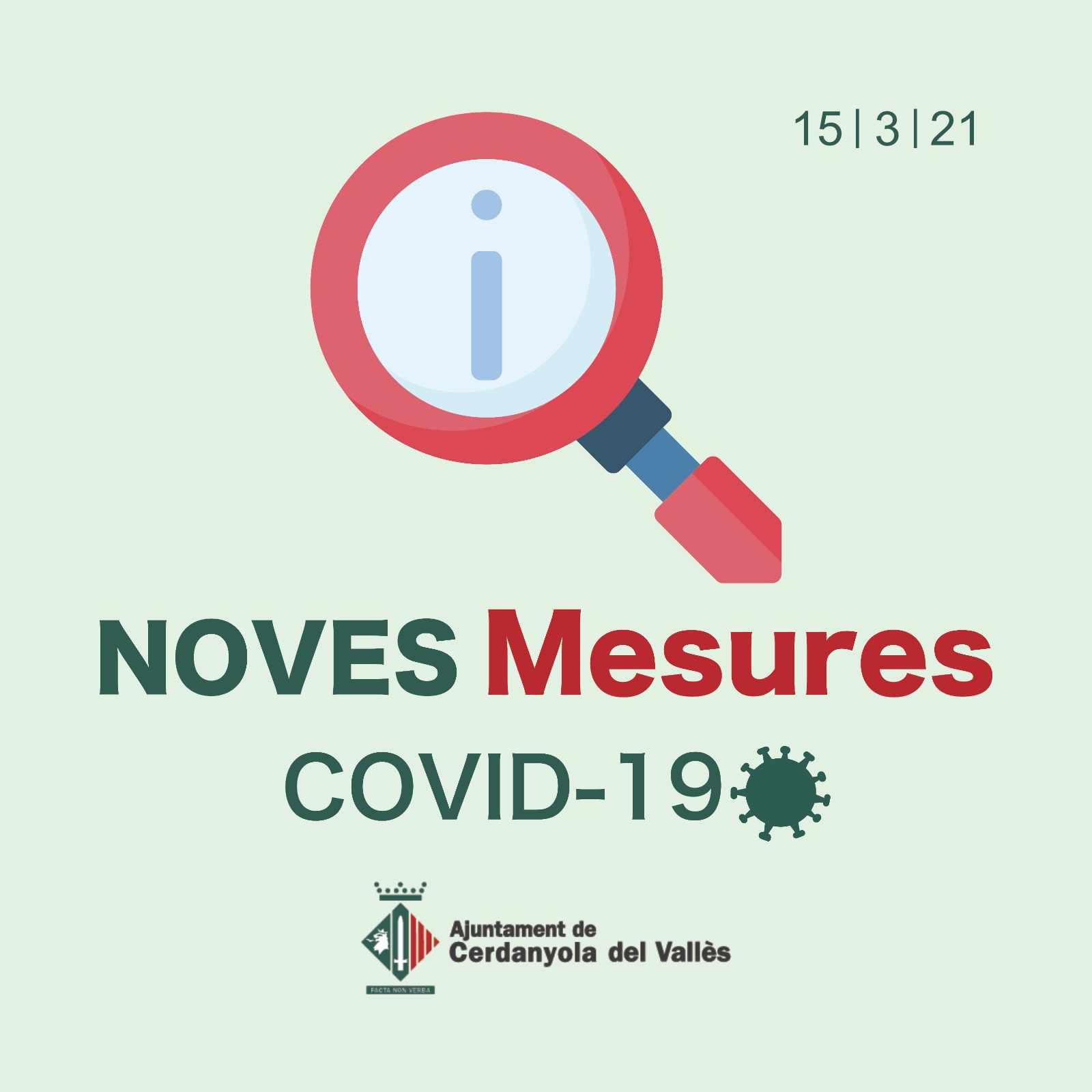 Imatge mesures COVID 15.3.21