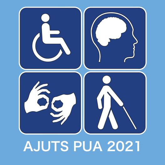 Ajuts PUA 2021