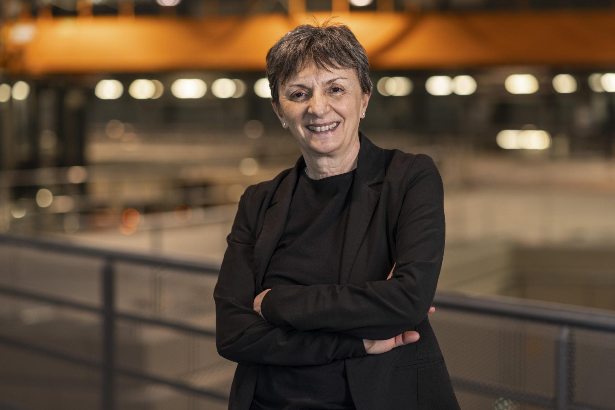 Caterina Biscari, director del Sincrotró Alba