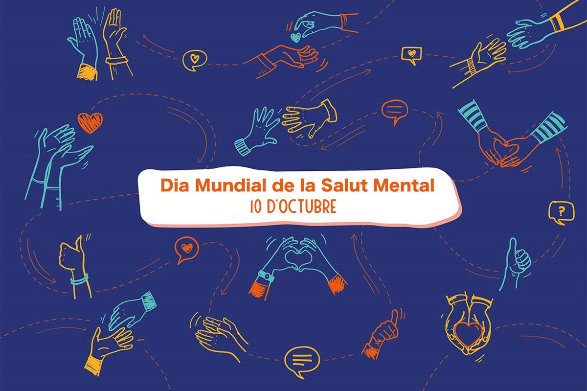 Imatge del Dia Mundial de la Salut Mental
