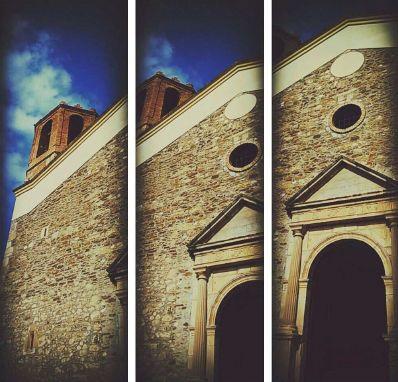 Portes obertes a l'Església Vella de Sant Martí
