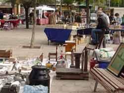 Mercat del col·leccionisme i artesania