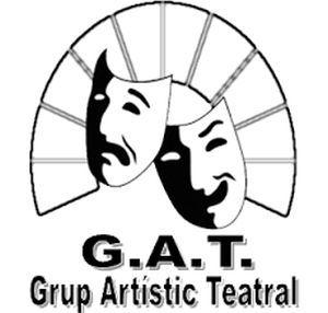 Logo del Grup Artístic Teatral