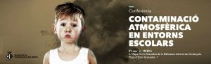 Xerrada Contaminació atmosfèrica en entorns escolars