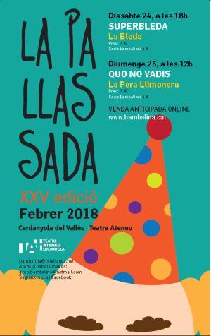 La Pallassada 2018