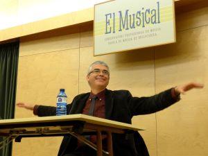 Imatge de Joan Vives a El Musical