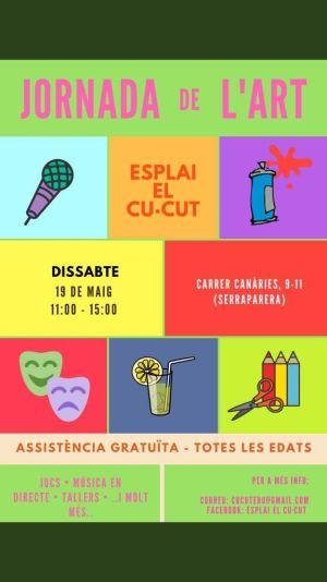 cartell de l'activitat