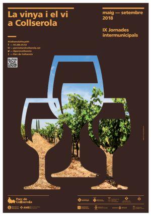 La Vinya i el vi a Collserola