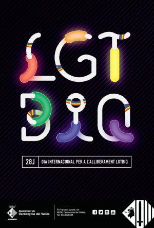 Celebració del Dia Internacional per l'Alliberament LGTBIQ+