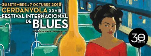 Cartell del festival de blues