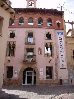 Imatge del Museu de Caldes de Montbui