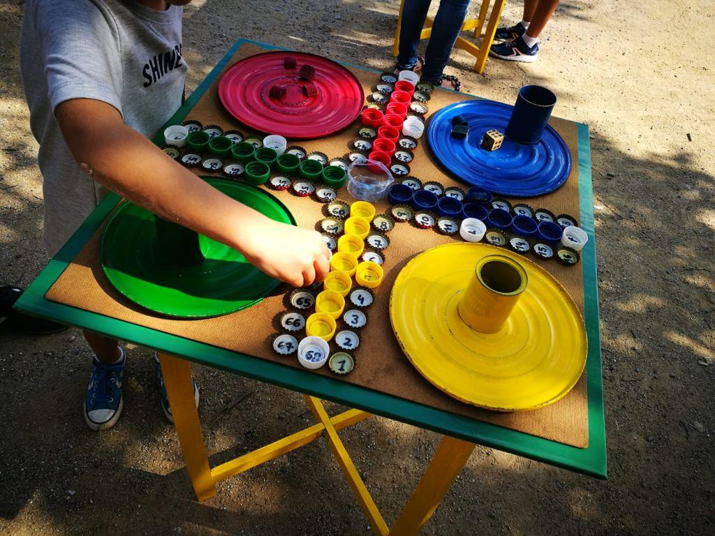 tallers de reciclatge per a infants