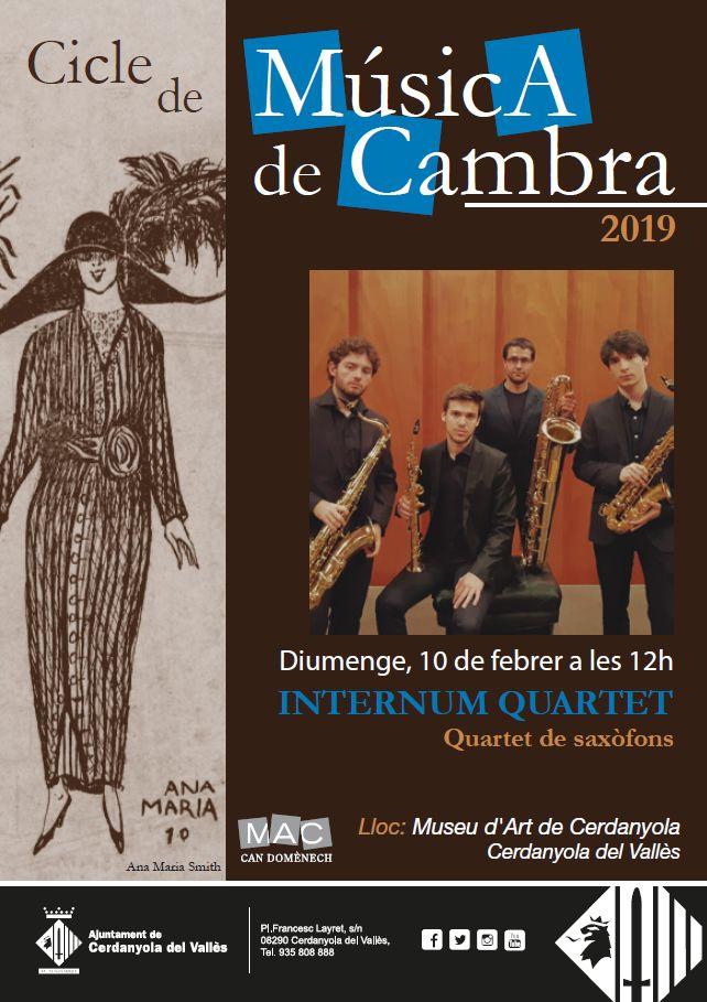 Cartell Concert Internum Quartet